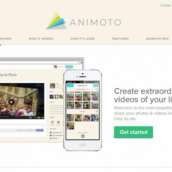 Animoto Instructions