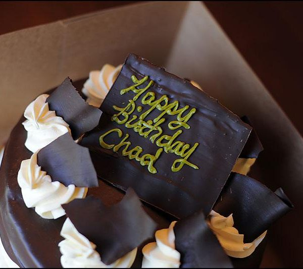 Happy Birthday Mommy…. and Chad!