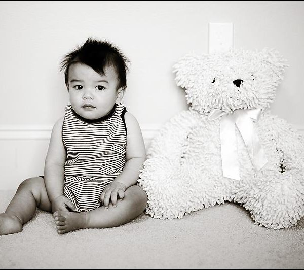 Ethan's 9 Month Pictures