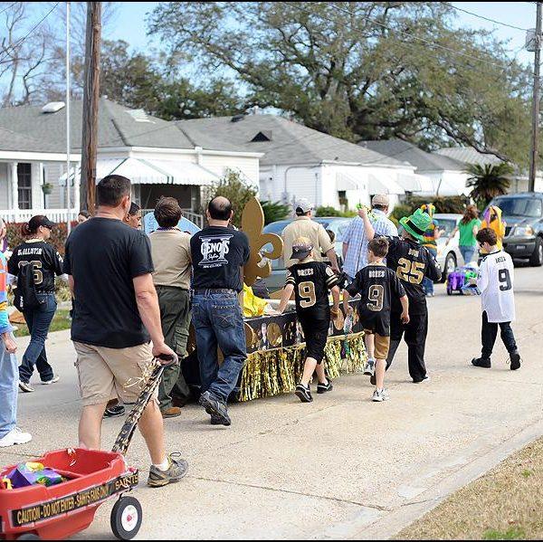 1st Parade of the Season