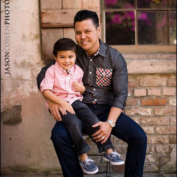 Tran Family Nov 2013 - Jason Cohen Photography
